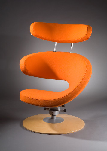 "design stol design stol ""Peel"" organisk organisk_form designer Olav_Eldøy  design stol"